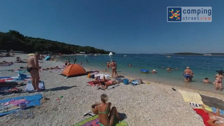 Camping Brioni, Pula, Croatie