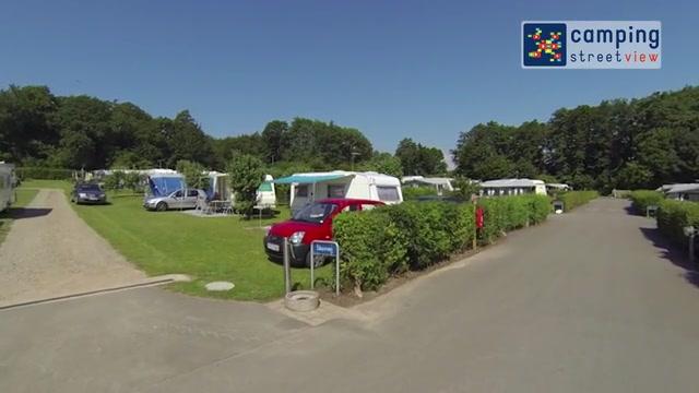 Grønninghoved Strand Camping, Sjølund, Danemark