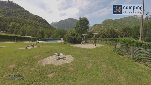 Camping LA BEXANELLE, VICDESSOS, France