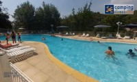 Homair - Camping Green Park, Cagnes sur Mer, France