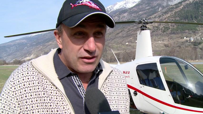 pilot erleidet schlaganfall