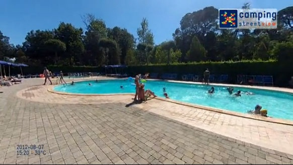 Camping Europa Torre del Lago Puccini Tuscany Italy