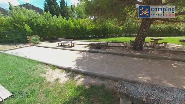 CAMPING-PEGOMAS Saint-Remy-de-Provence Provence-Alpes-Cote-d-Azur FR