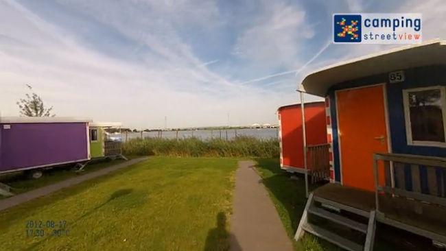 Camping Zeeburg Amsterdam Noord-Holland Netherlands