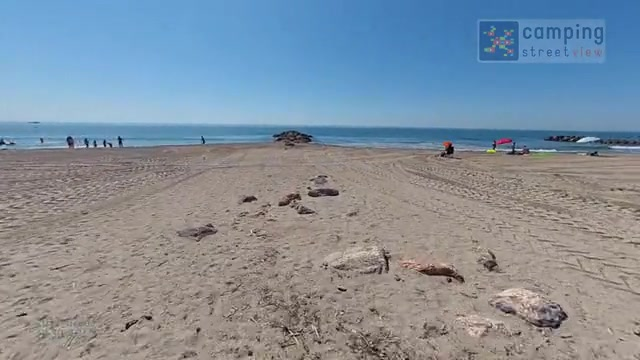 Camping LES TAMARIS FRONTIGNAN-PLAGE Languedoc-Roussillon France