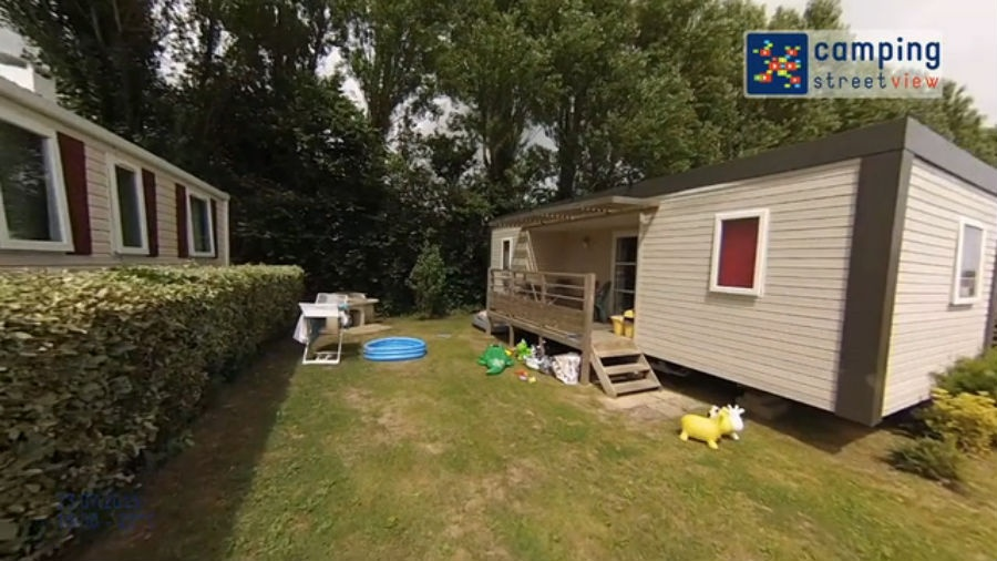 Camping-Le-Rivage QUETTEHOU Basse-Normandie FR