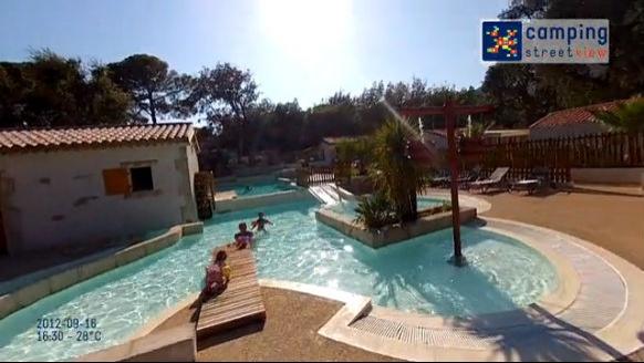 Camping de la Treille CAVALAIRE SUR MER Provence-Alpes-Côte d'Azur France Audio