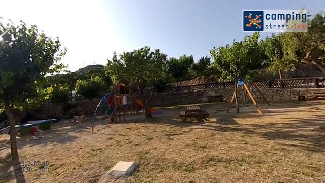 Camping Serra de Prades Vilanova de Prades Catalonia Spain