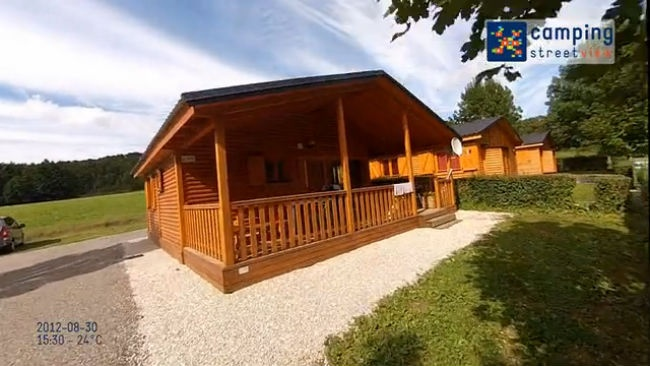 Camping La Marjorie Lons-le-Saunier Franche-Comté France
