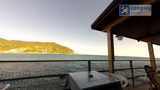 Campeggio Smeraldo Moneglia Liguria Italy