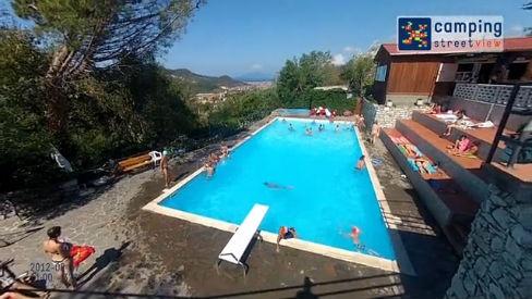 Camping Mare Monti Sestri Levante Liguria Italy