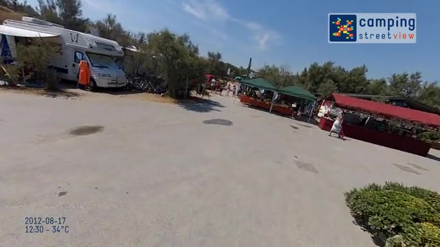 Camping Florenz Lido degli Scacchi Emilia-Romagna Italy