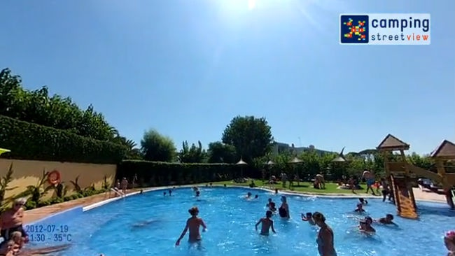 Camping Joan Cambrils Catalonia Spain