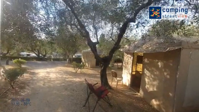 Camping Michelangelo Firenze (Florence) Tuscany Italy