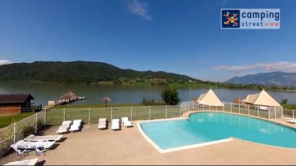 Camping Le Lac du Lit du Roi Massignieu de Rives Rhône-Alpes France