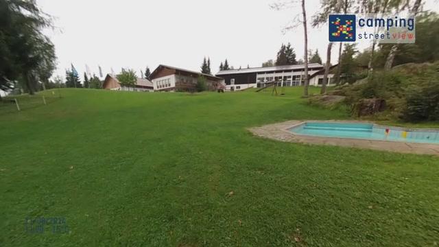 Knaus-Campingpark-Lackenhäuser Neureichenau Bayern DE