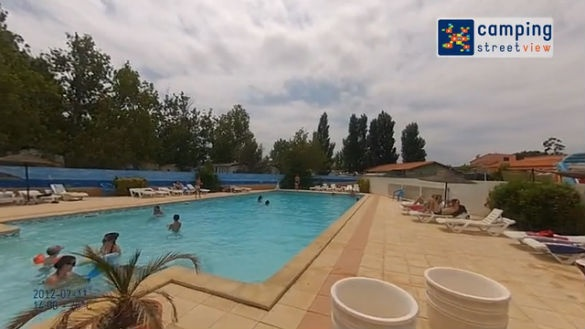 Camping Le Lamparo St. Marie La Mer Languedoc-Roussillon France