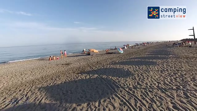 Camping Playa de Poniente Motril Andalousia Spain