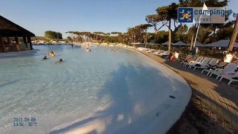 Camping Village Park Albatros San Vincenzo - Livorno Tuscany Italy