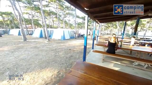 Camping Planik Ražanac Zadarska Croatia