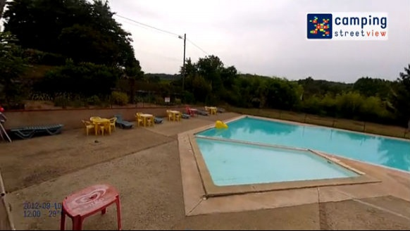 Camping L'Oasis du Berry St Gaultier Centre France Audio
