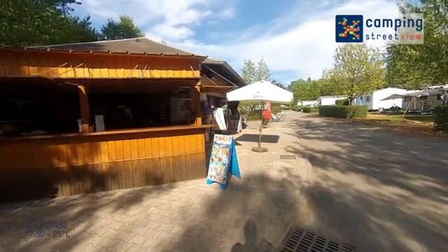 Camping du Lac de Carouge SAINT-PIERRE-D'ALBIGNY Rhône-Alpes France