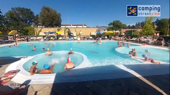 Camping Village Torre Pendente Pisa Tuscany Italy