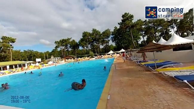 Camping L'Estanquet Les Mathes - La Palmyre Poitou-Charentes France