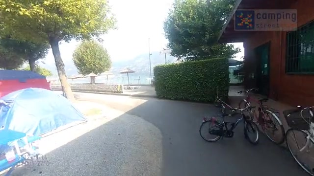 Camping Del Sole Iséo Lombardia Italy