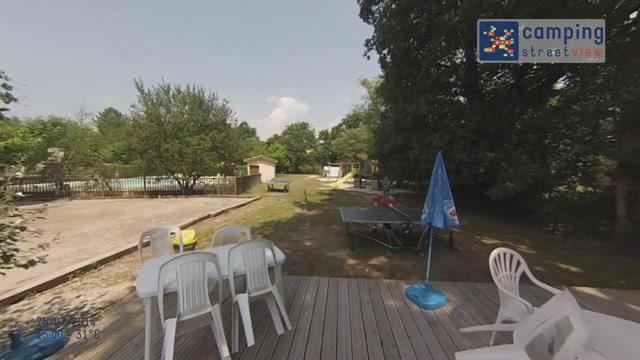 Camping-Les-Franquettes GRAYAN-ET-L-HOPITAL Aquitaine FR