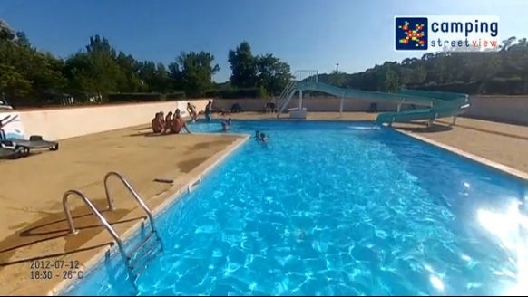 Airotel Camping Grand Sud Preixan Languedoc-Roussillon France