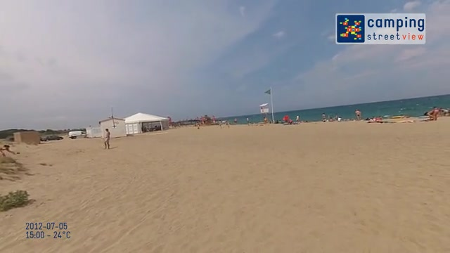 Camping La Marende Argelès sur Mer Languedoc-Roussillon France Part2