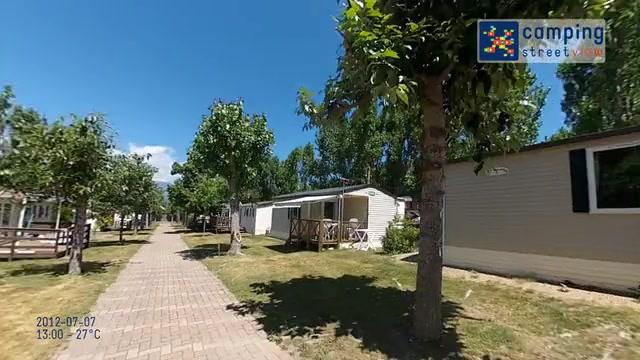 Camping Las Closas Err Languedoc-Roussillon France