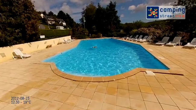 Camping Le Panoramic Telgruc-sur-Mer Brittany France