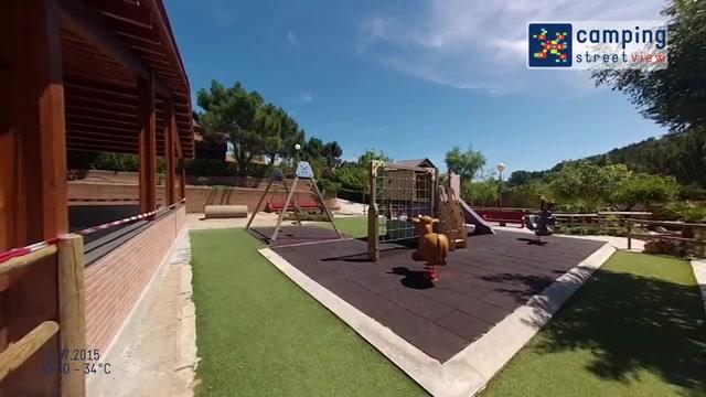 Camping-Prades Prades Catalunya ES