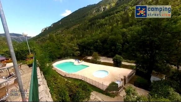Camping COUDERC SAINTE ENIMIE Languedoc-Roussillon France Audio
