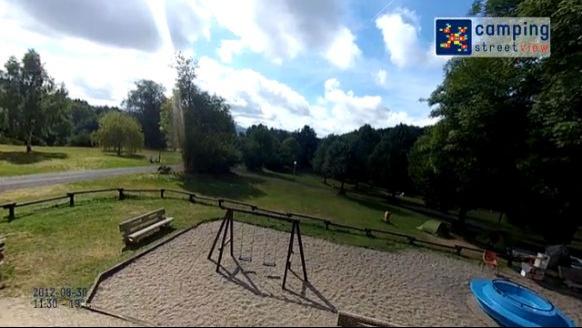 Camping Les Chanterelles St Remy sur Durolle Auvergne France