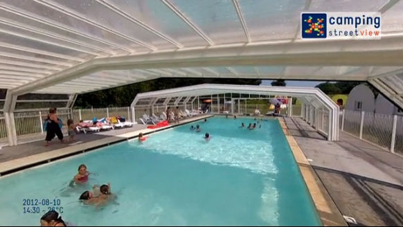 Flower Camping Le Rompval Mers-Les-Bains Picardy France Audio