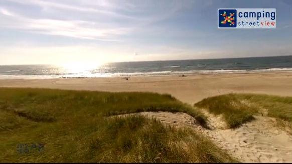 Camping Holmsland Klit Hvide Sande Midden-Jutland Denmark Audio
