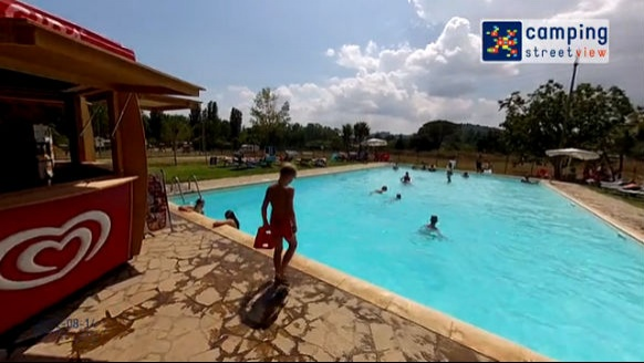 Camping Roma Flash Bracciano Lazio Italy Audio
