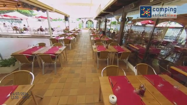 Camping-Bon-Repos Santa-Susanna Girona ES