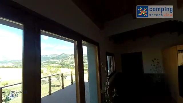 Camping Isábena La Puebla de Roda Aragón Spain