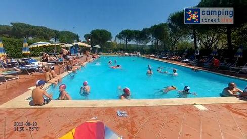 Camping Badiaccia Castiglione del Lago Umbria Italy