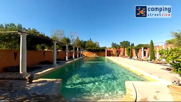 F4N Camping Serignan Plage Nature Serignan plage Languedoc-Roussillon France Audio