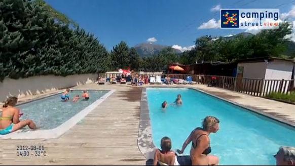 Camping-Le-Petit-Liou Baratier Provence-Alpes-Cote-d-Azur FR
