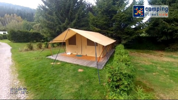 CAMPING LES GRANGES BAS GERARDMER Lorraine France
