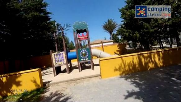 Camping Roche Conil de la Frontera Andalousia Spain Audio