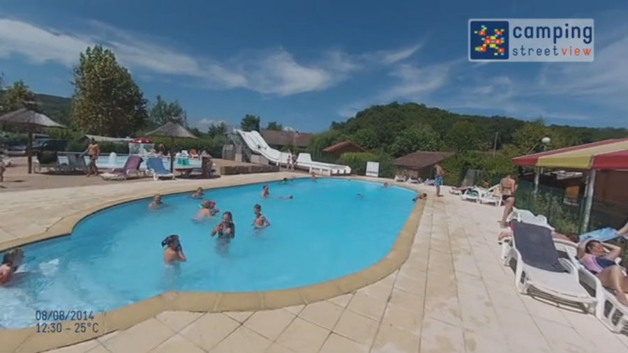 Camping-Ile-de-la-Comtesse Murs-Gelignieux Region-Rhone-Alpes FR