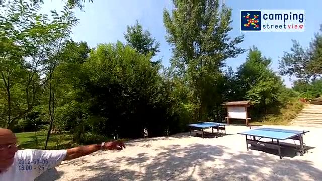F4N Camping Hélio Nature L'Eglantière Castelnau-Magnoac Midi-Pyrénées France