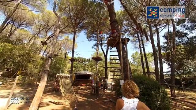 PuntAla Camping Resort Castiglione della Pescaia Tuscany Italy